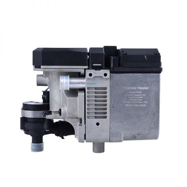 Warmda Hydronic Heaters