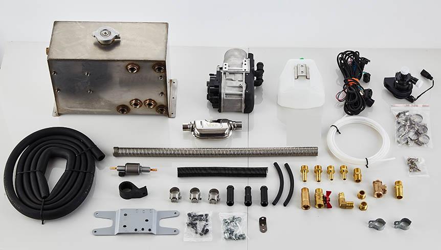 Diesel Water & Air Heater